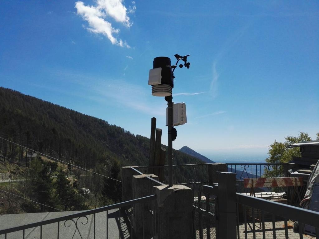 Webcam Colle del Lys